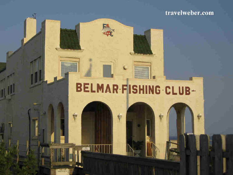 Belmar Fishing Club Wedding Belmar Fishing Club